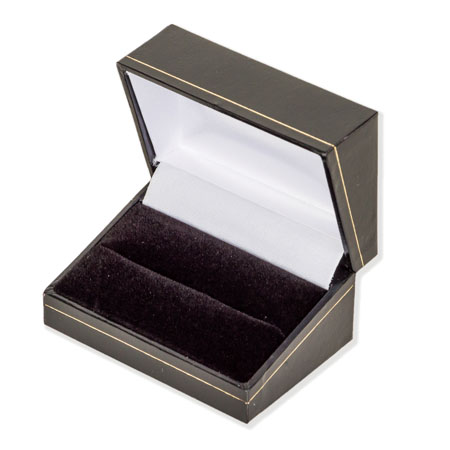Milano Double Ring Boxes Image