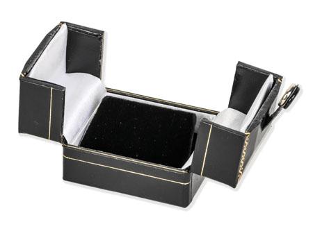 Milano Double Door Earring Boxes Image