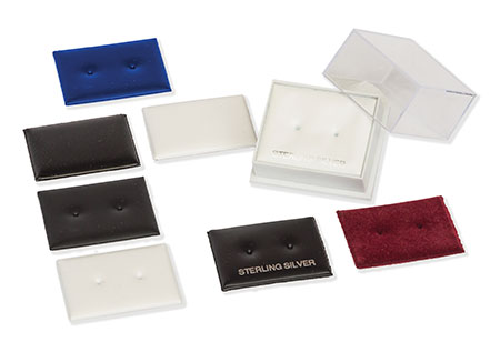Calais Low Dome Earring Boxes Image