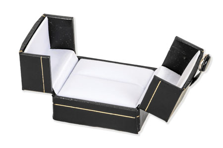 Milano Double Door Ring Boxes Image
