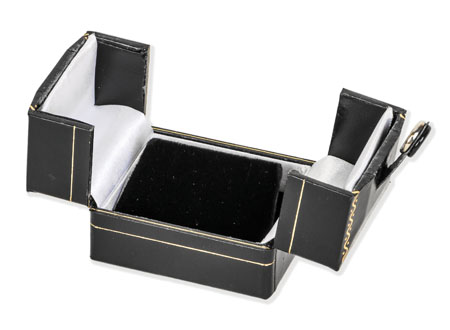 Milano Double Door Earring Boxes Image