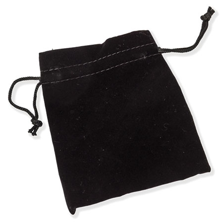 Large Square Pouch 130mm X 110mm Image