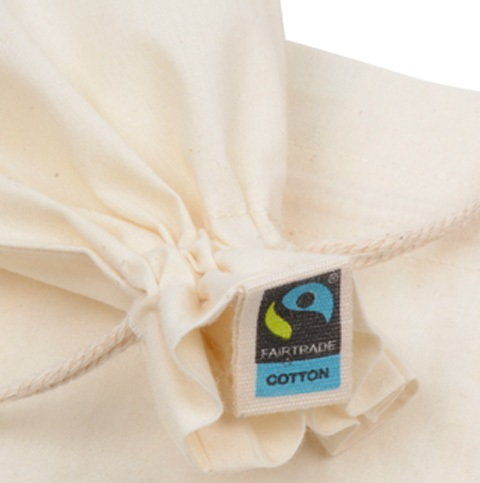 Fairtrade Cotton Jewellery Pouches Image